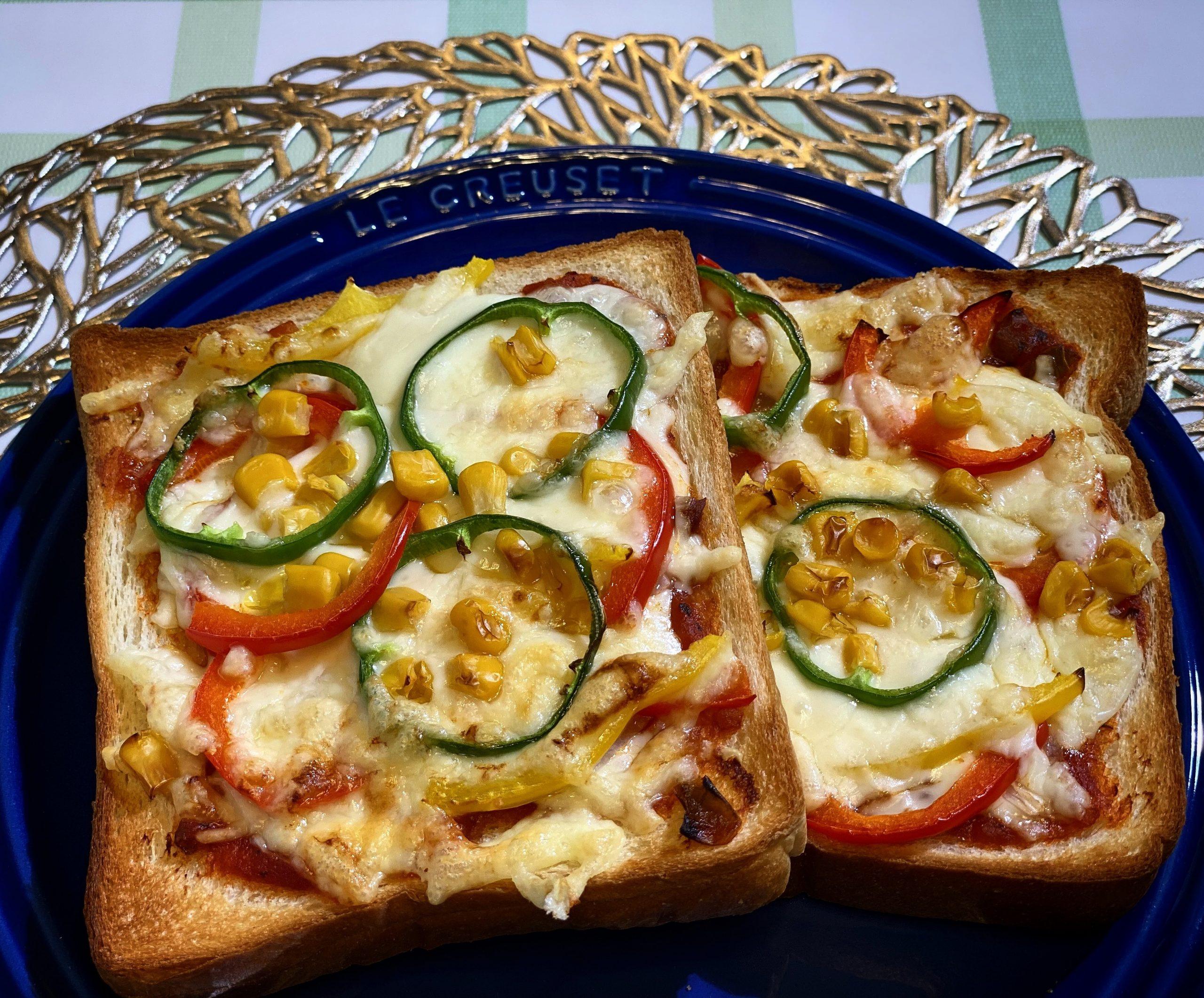 올리브네 간단레시피 | 피자토스트 (3인분)