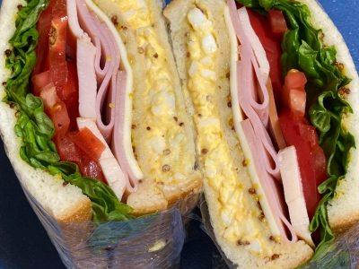 Club Sandwich Recipe / Picnic Sandwich | Olive's Cooking #Shorts