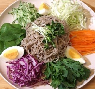 SPICY MIXED NOODLES Recipe #Shorts