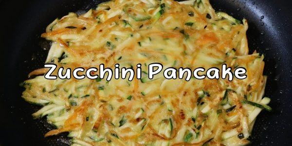 How to make Korean Zucchini Pancake / Korean Pancake Recipe / Zucchini Recipe | Olive's Cooking