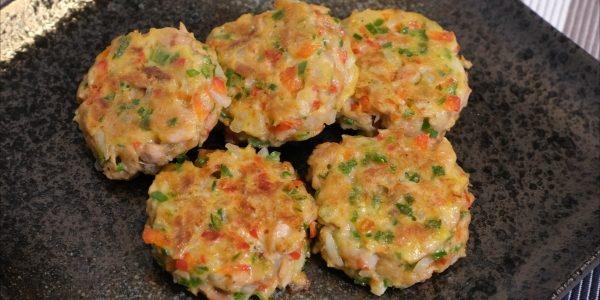 How to make Canned Tuna Pancake | Korean Pancake / Canned Tuna Recipe / Tuna Hack